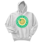 Powered By Hummus Hoodie